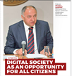 Digital Society as an Opportunity for All Citizens