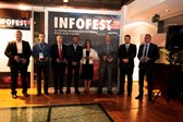 Prizes and acknowledgments awarde to the most successful participants at INFOFEST 2016
